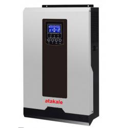 Atakale -Apex 3Kw Off-Grid Smart Solar Energy  Inverter UPS PWM  24V